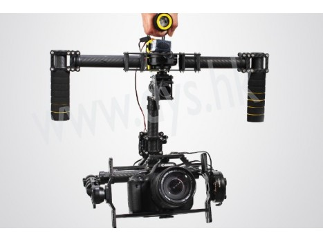 Gimbal DYS Handled for DSLR Cameras -3axis